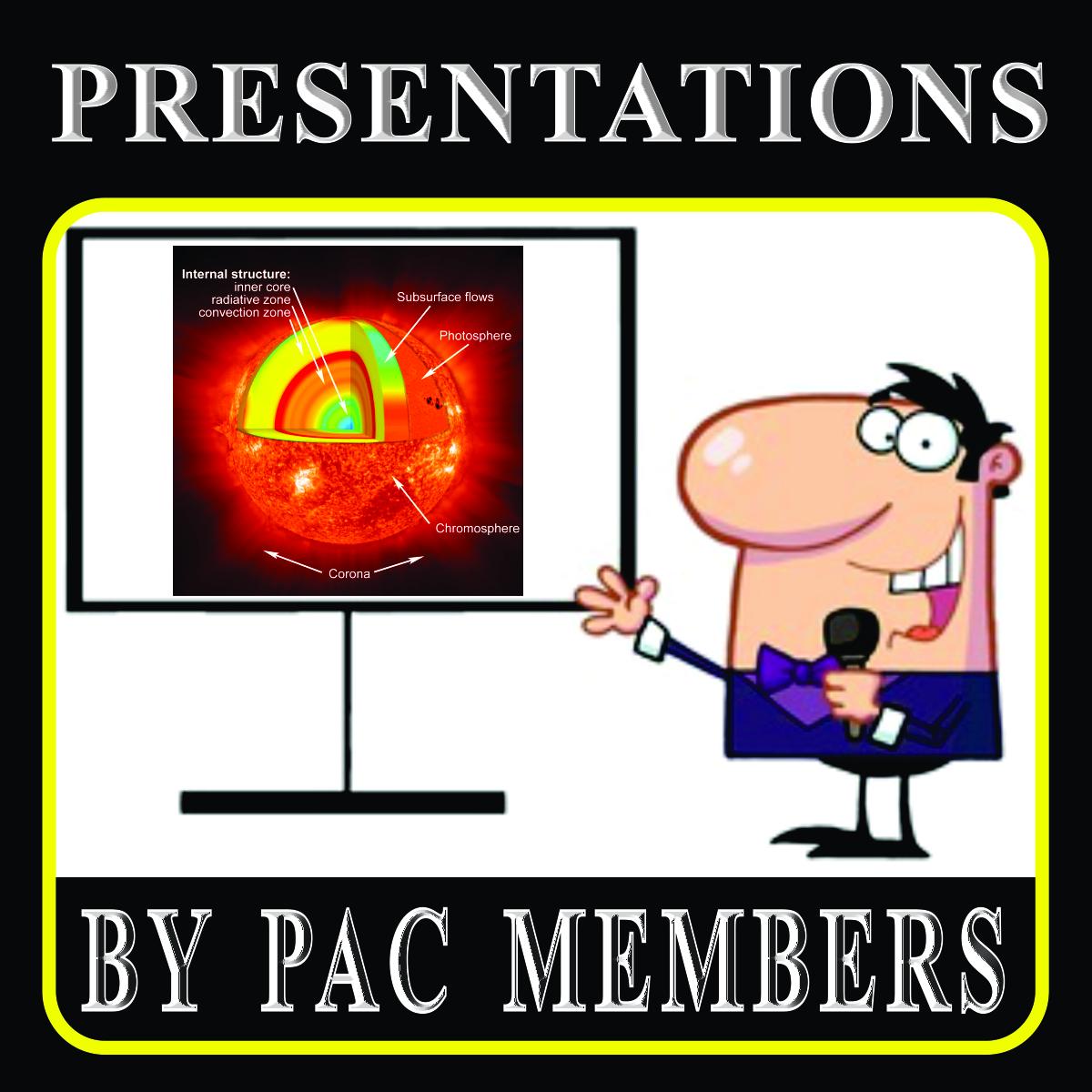 C Presentations by Members